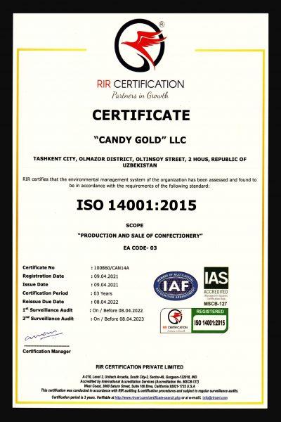 Halal,ISO sertification-3